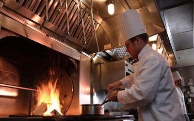 Ansul R-102 sammutusjärjestelmä keittiöihin