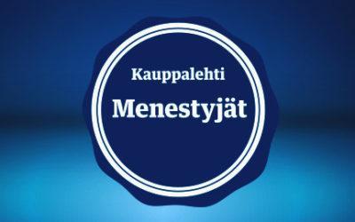 YTM:lle Menestyjät- ja Kasvuyritys-sertifikaatit