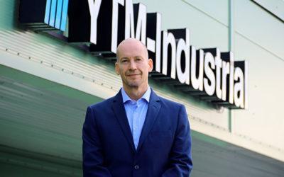YTM-Industrial Oy:lle uusi toimitusjohtaja